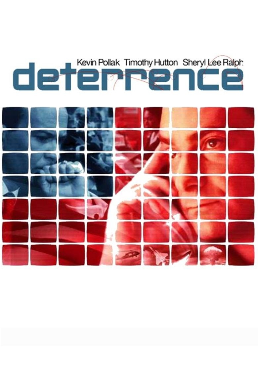 Deterrence (film) movie poster