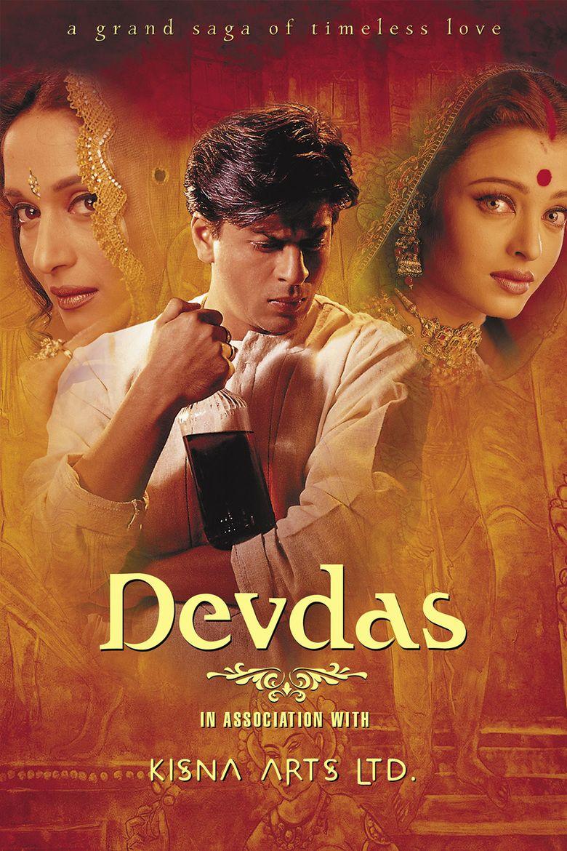 Devdas (2002 Hindi film) movie poster