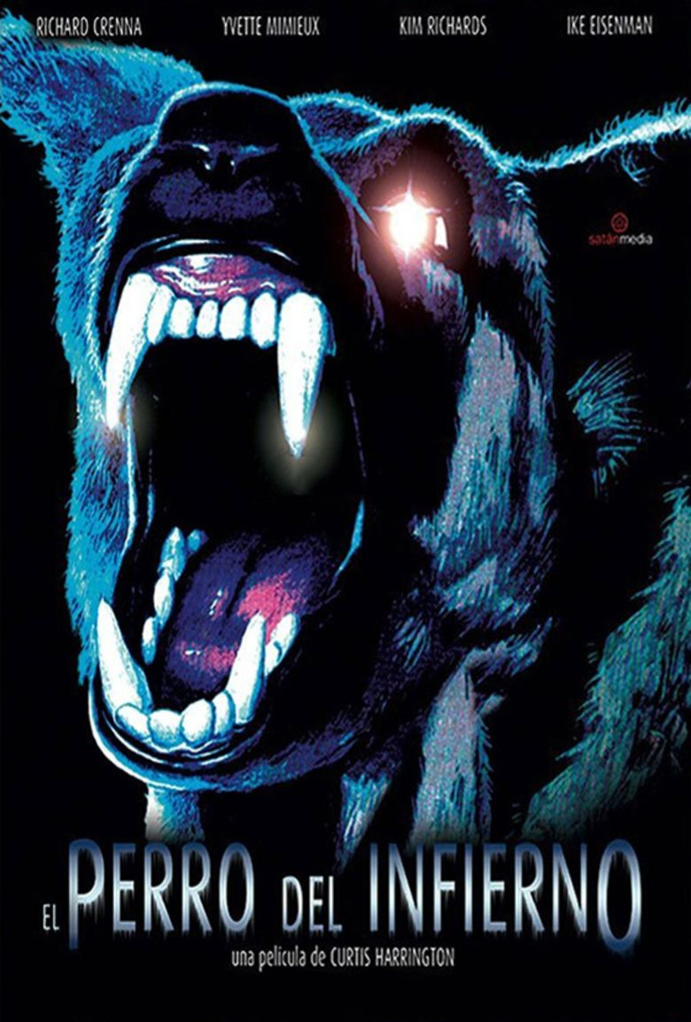 Devil Dog: The Hound of Hell movie poster