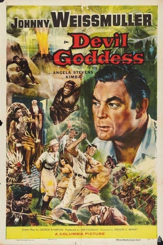 Devil Goddess movie poster