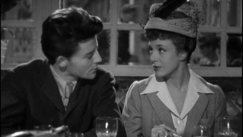 Devil in the Flesh (1947 film) movie scenes
