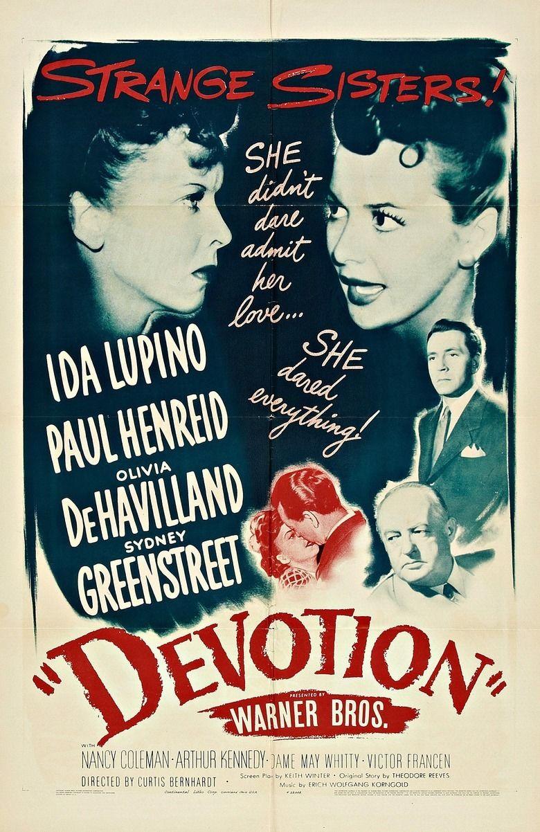 Devotion (1946 film) movie poster