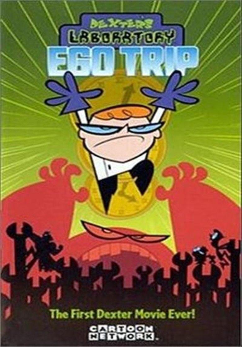 Dexters Laboratory: Ego Trip movie poster