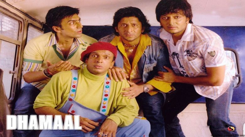 Dhamaal movie scenes