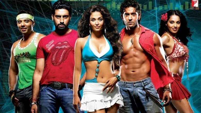 Dhoom 2 movie scenes
