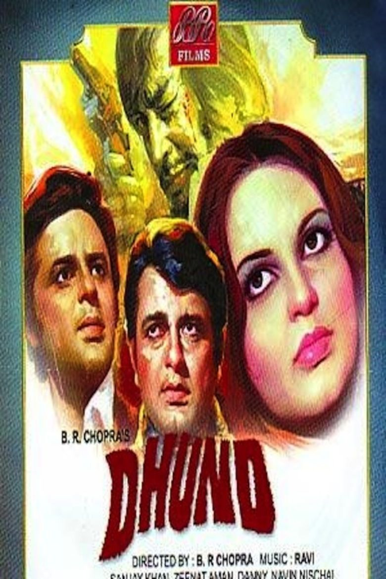 Dhund (1973 film) movie poster