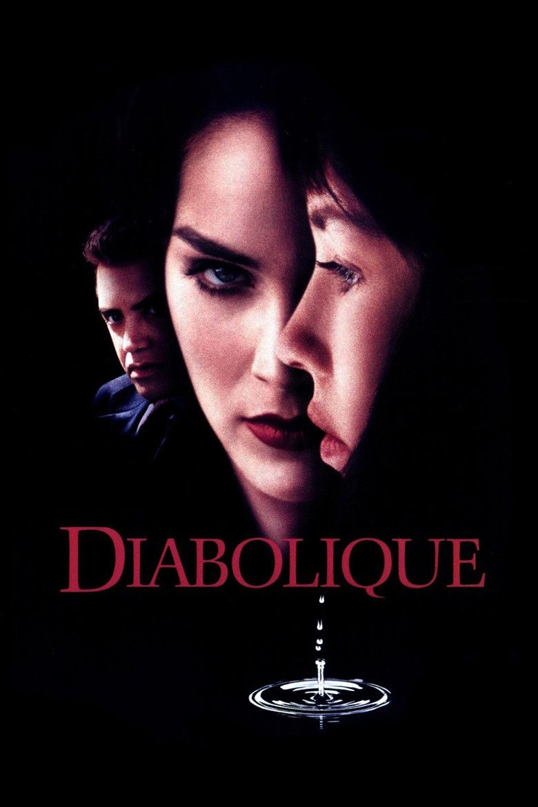 Diabolique (1996 film) movie poster