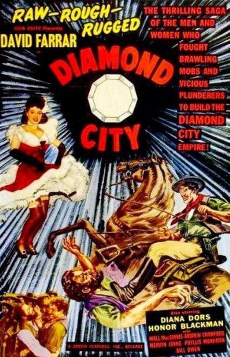 Risultati immagini per diamond city film 1949 locandina