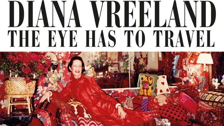 Diana Vreeland: The Eye Has to Travel movie scenes