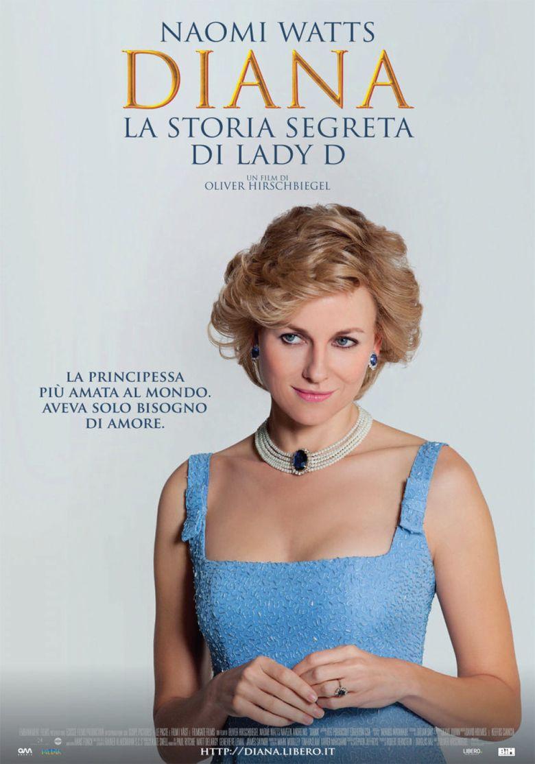 Diana (film) movie poster