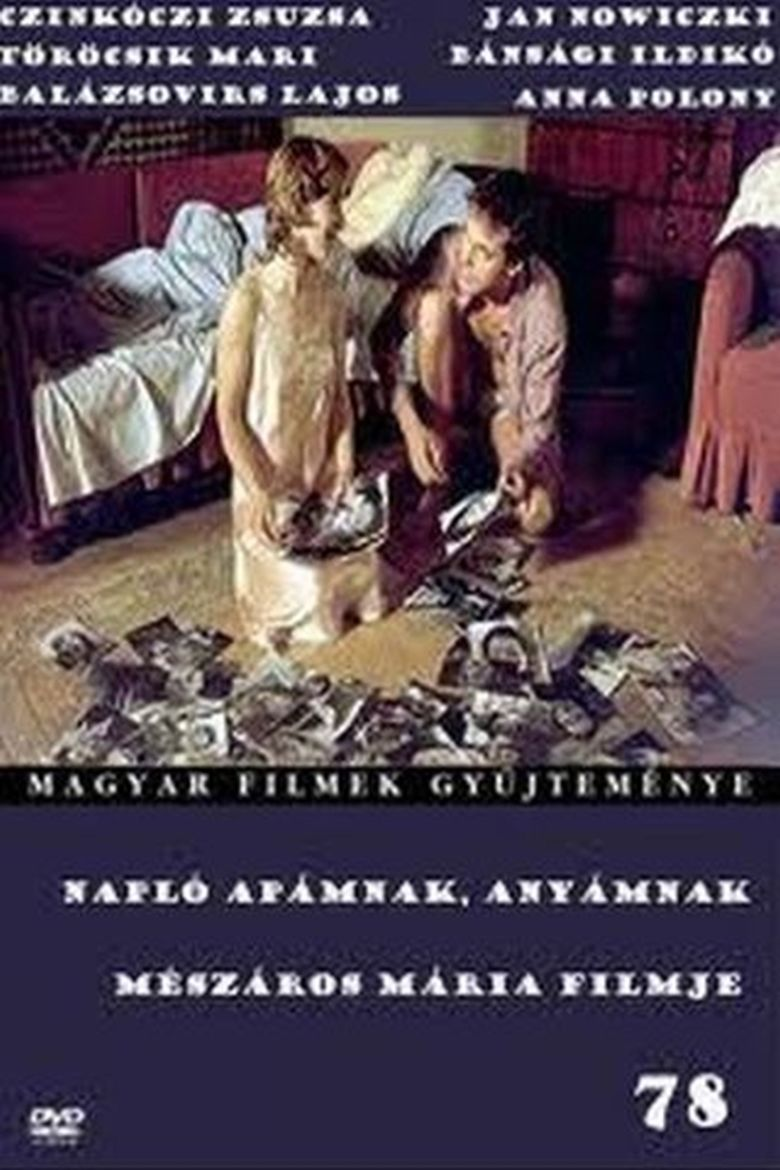Diary for My Mother and Father movie poster