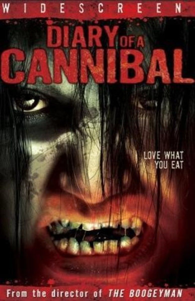 Diary of a Cannibal movie poster