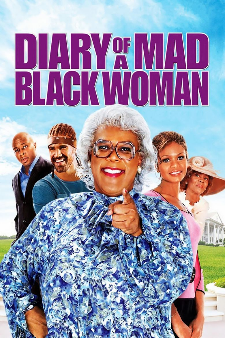 Diary of a Mad Black Woman movie poster