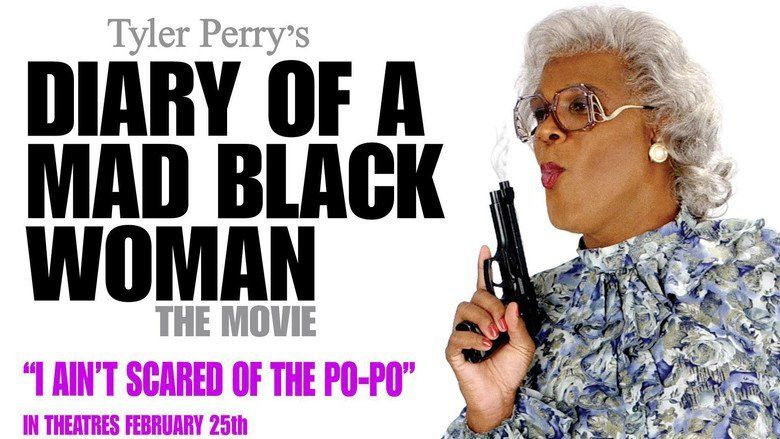 Diary of a Mad Black Woman movie scenes