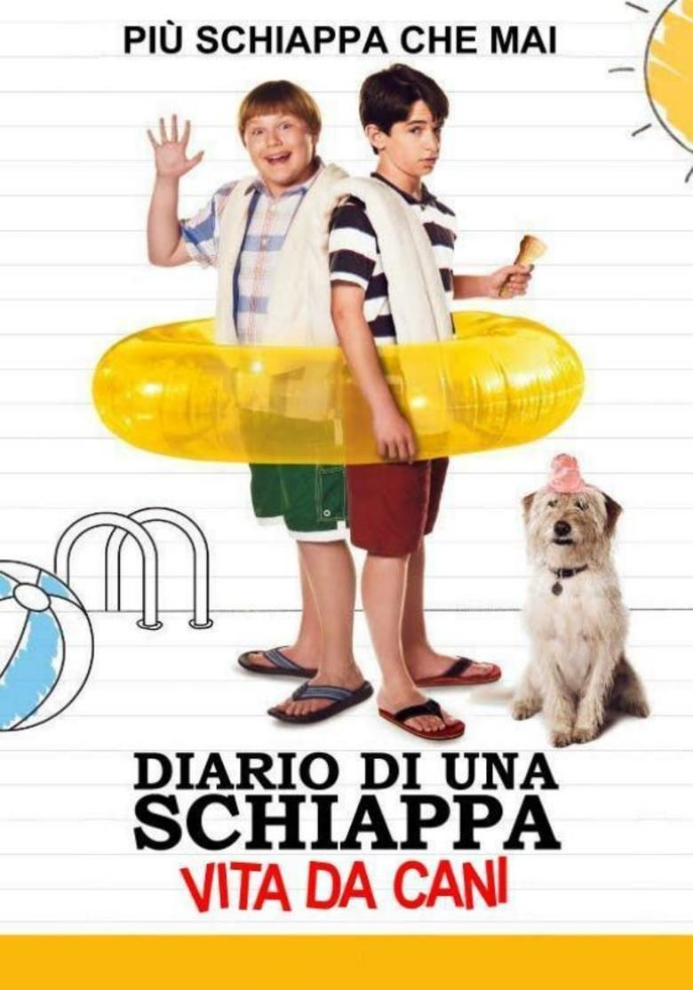 Diary of a Wimpy Kid: Dog Days (film) movie poster