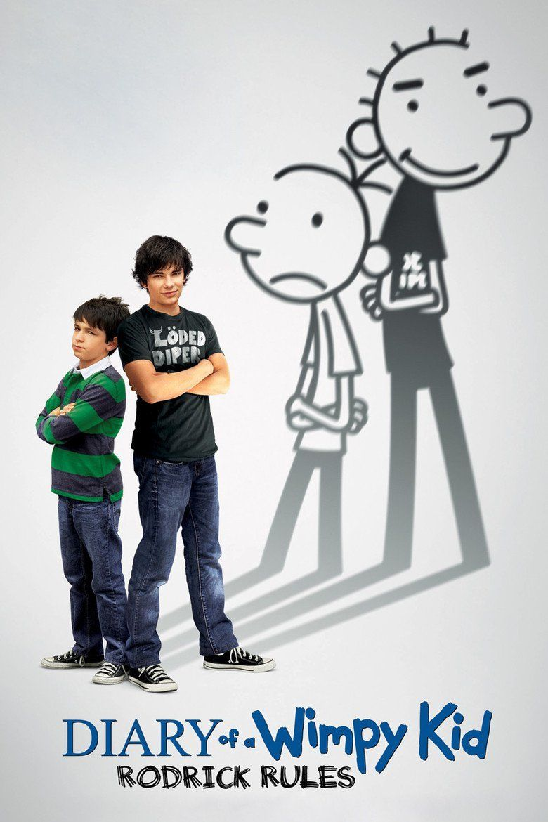 Diary of a Wimpy Kid: Rodrick Rules (film) movie poster