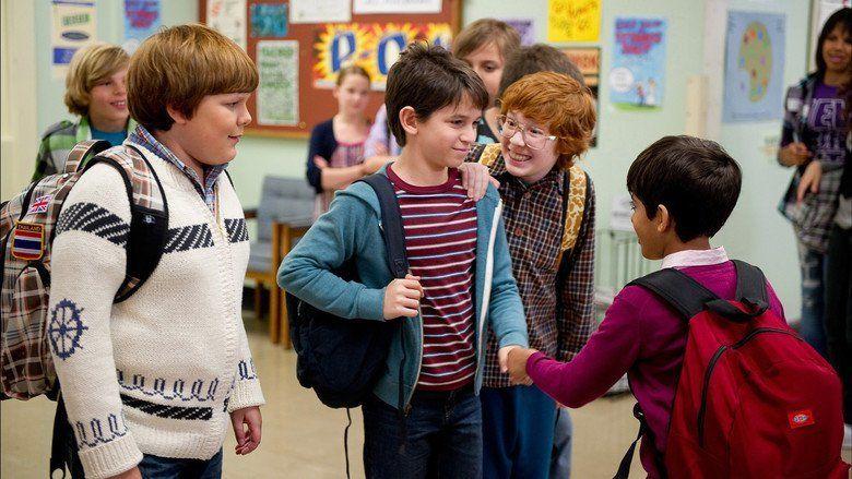 Diary of a Wimpy Kid: Rodrick Rules (film) movie scenes