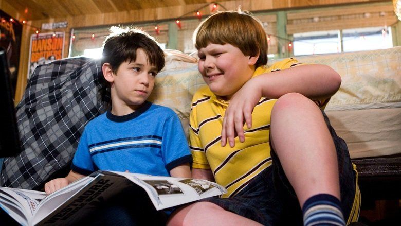 Diary of a Wimpy Kid (film) movie scenes
