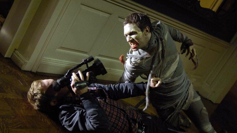 Diary of the Dead movie scenes