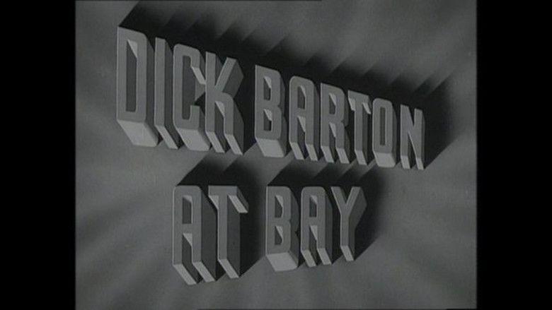 Dick Barton at Bay movie scenes
