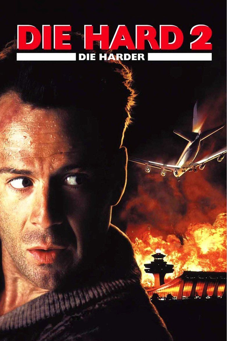 Die Hard 2 movie poster
