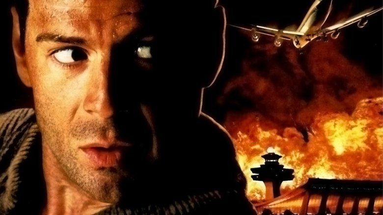 Die Hard 2 movie scenes