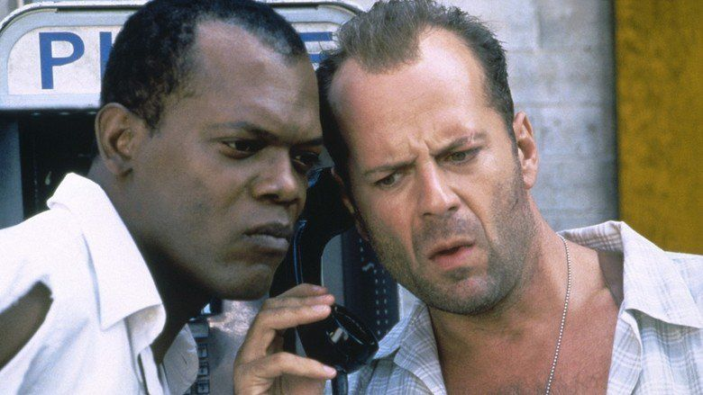 Die Hard with a Vengeance movie scenes