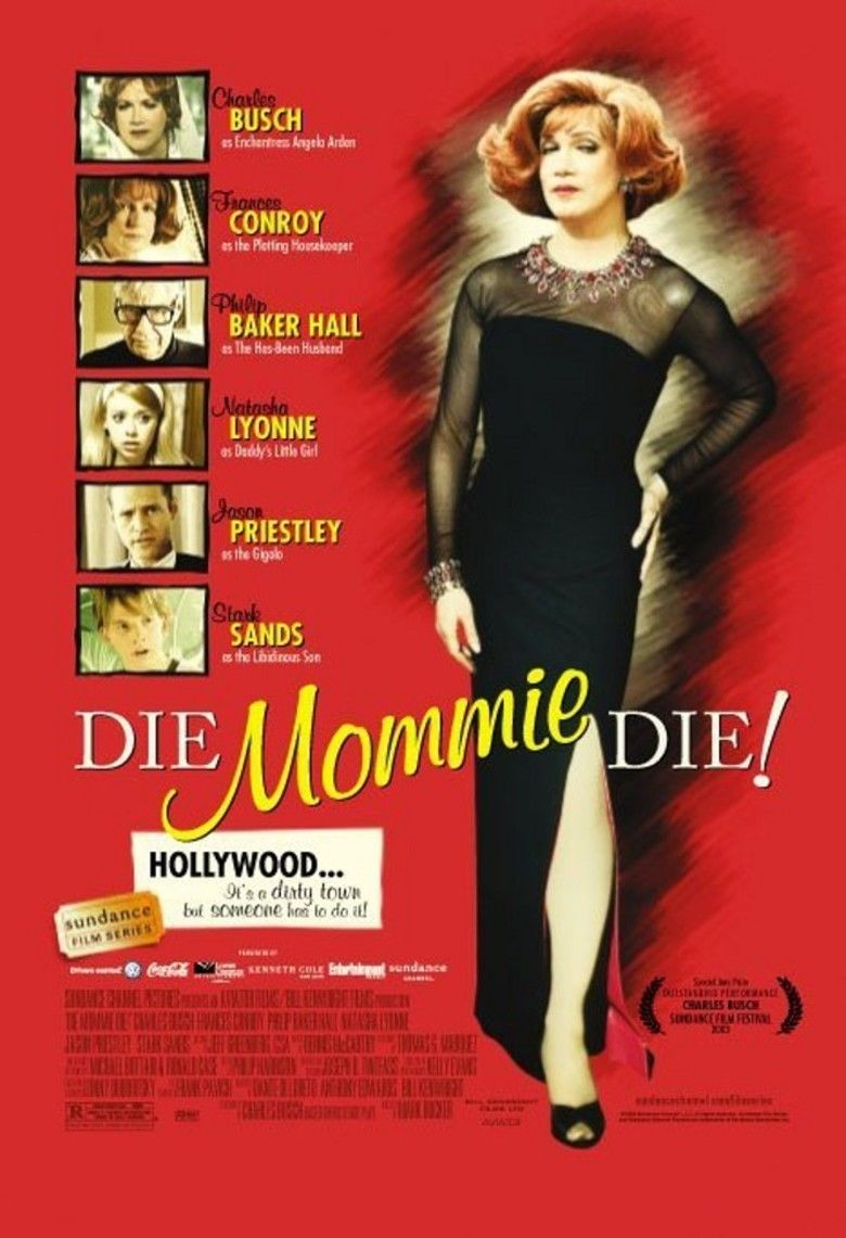 Die, Mommie, Die! movie poster