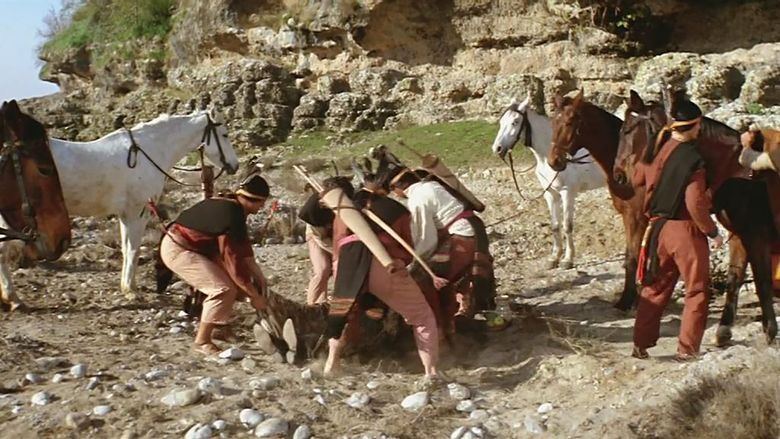 Die Pyramide des Sonnengottes movie scenes