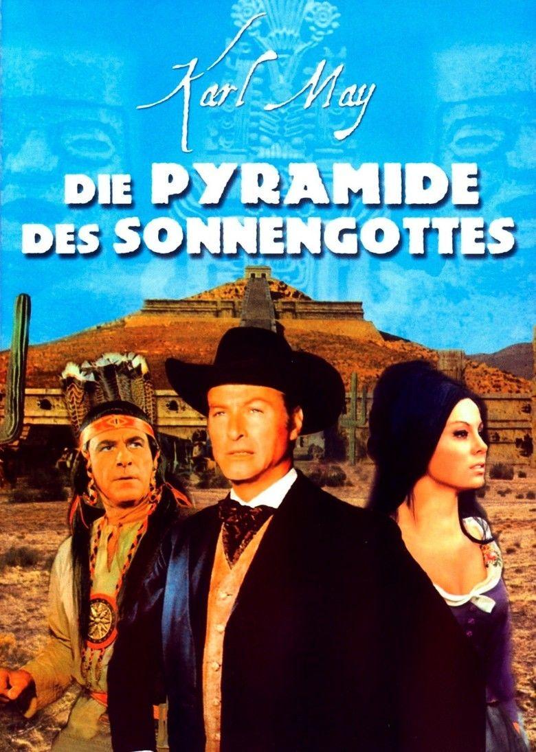Die Pyramide des Sonnengottes movie poster
