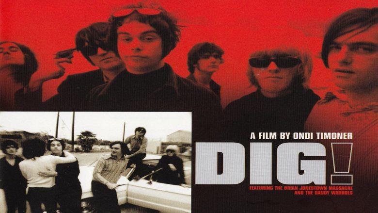 Dig! movie scenes