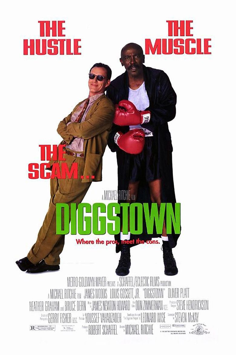 Diggstown movie poster