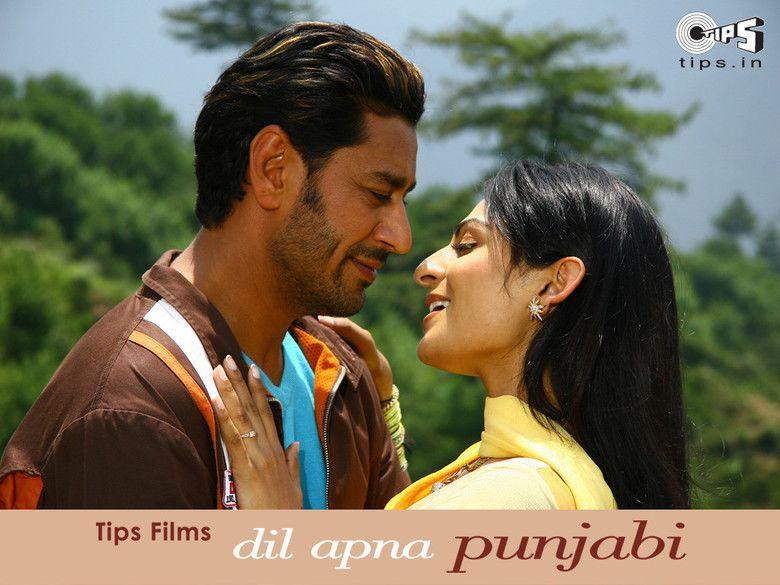 Dil Apna Punjabi movie scenes