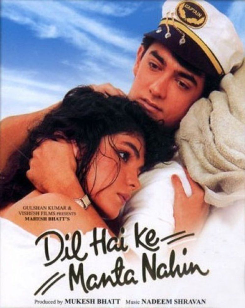 Dil Hai Ke Manta Nahin movie poster