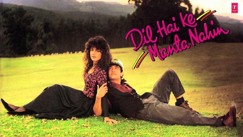 Dil Hai Ke Manta Nahin movie scenes