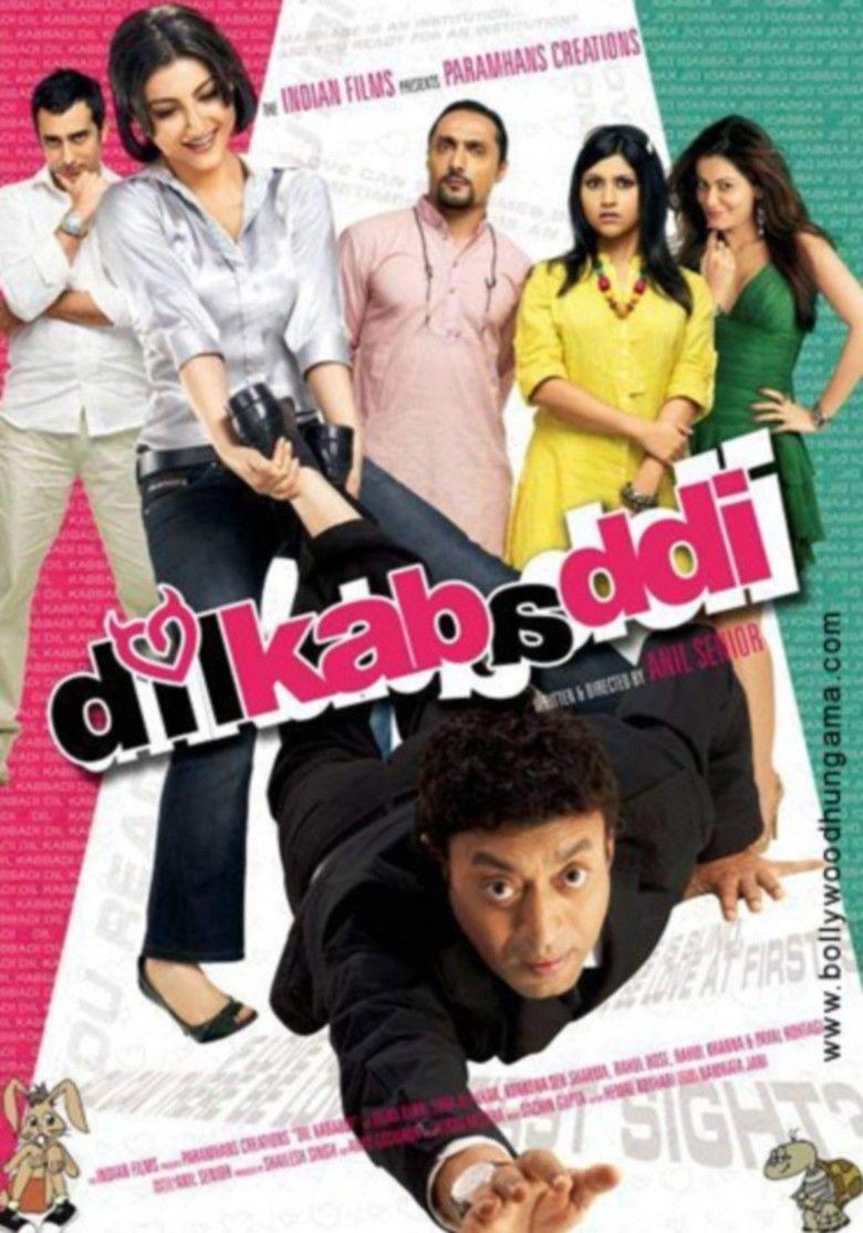 Dil Kabaddi movie poster