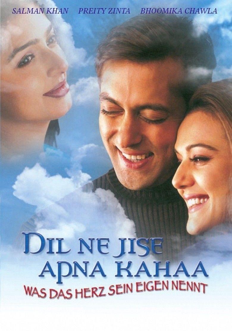 Dil Ne Jise Apna Kahaa movie poster
