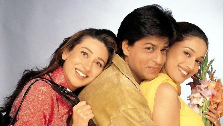 Dil To Pagal Hai movie scenes