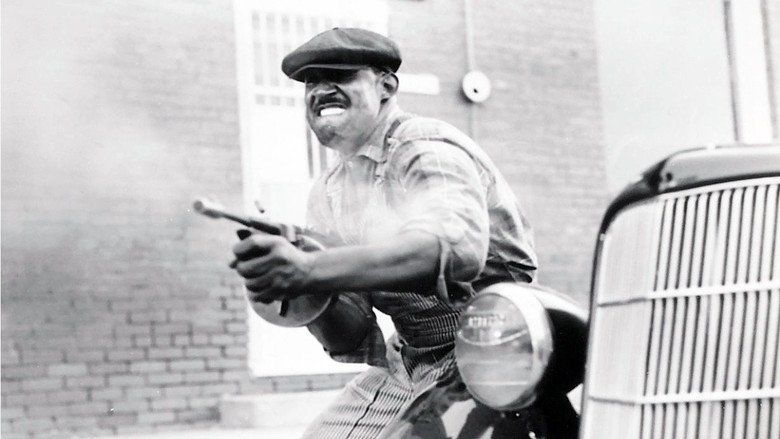 Dillinger (1973 film) movie scenes