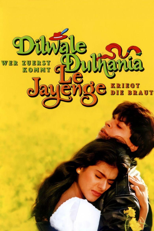 Dilwale Dulhania Le Jayenge movie poster