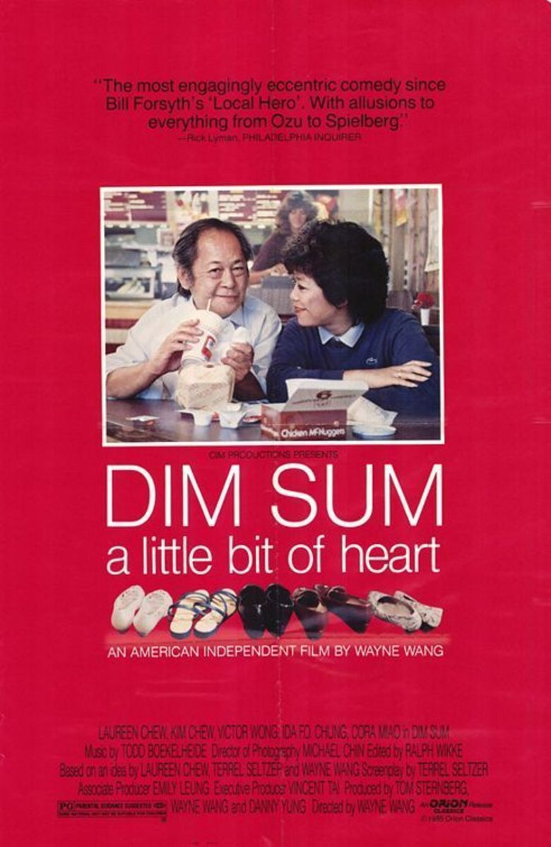 Dim Sum: A Little Bit of Heart movie poster