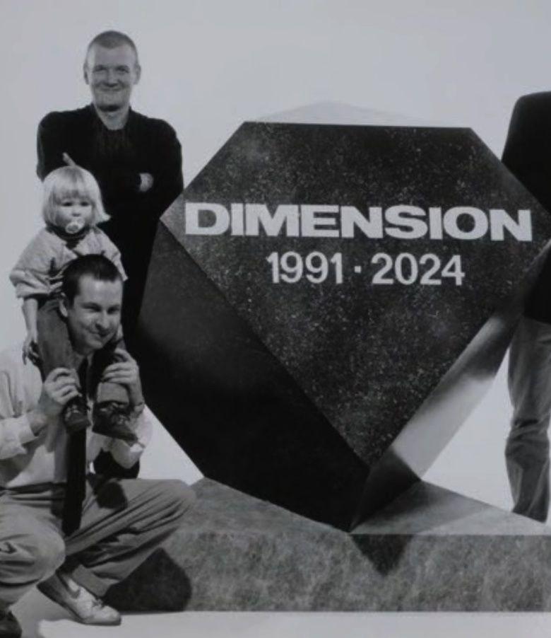 Dimension (film) movie poster
