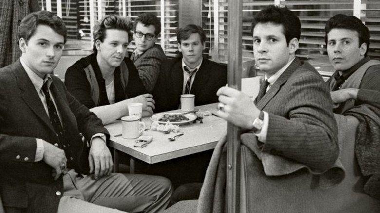 Diner (film) movie scenes