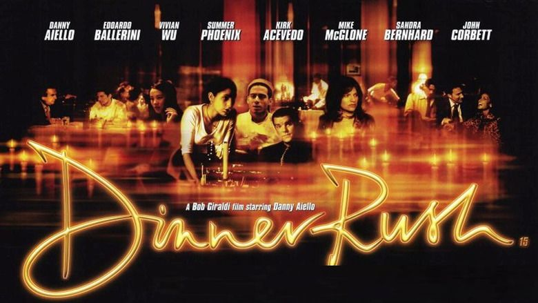 Dinner Rush movie scenes