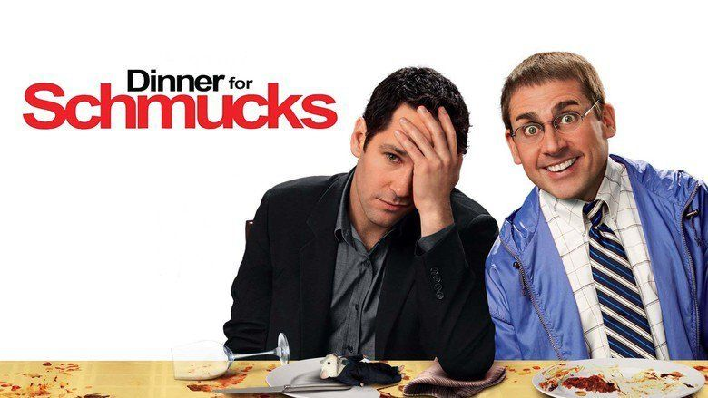 Dinner for Schmucks movie scenes