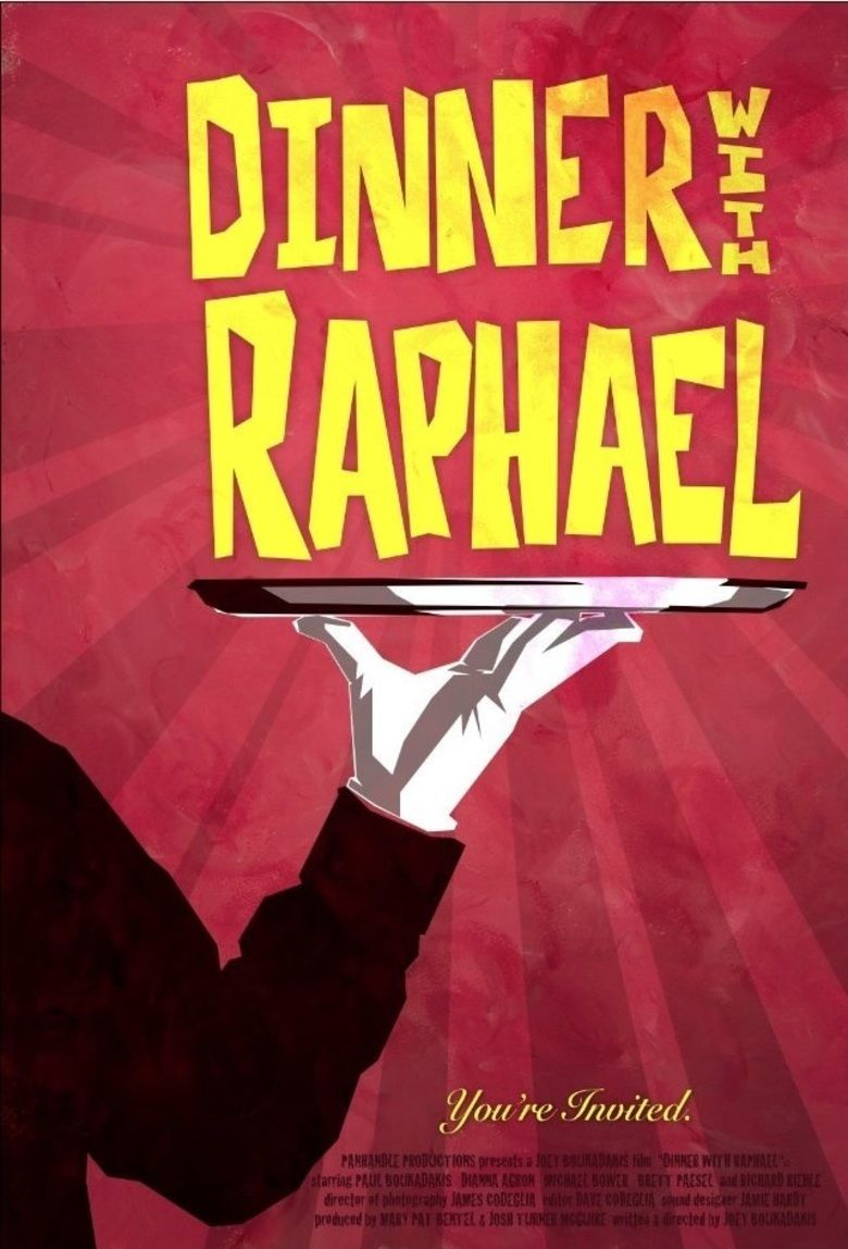 Dinner with Raphael movie poster