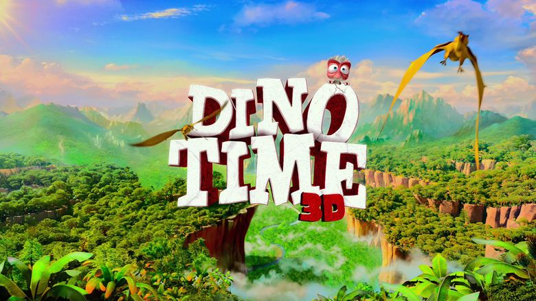 Dino Time movie scenes