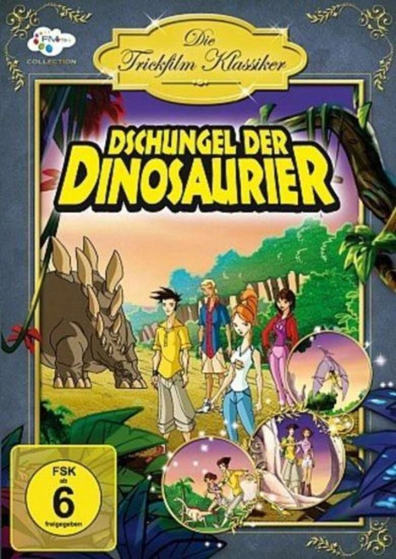Dinosaur Island (2002 film) movie poster
