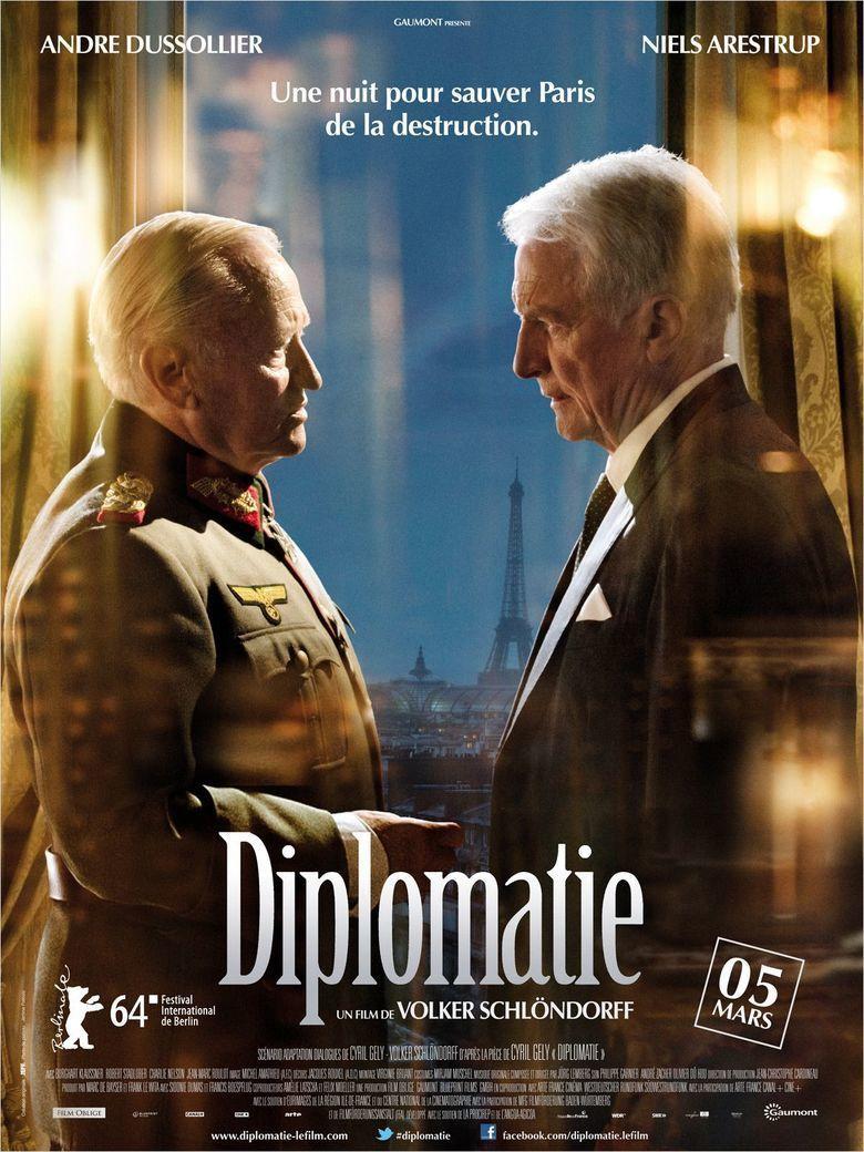 Diplomacy (2014 film) movie poster