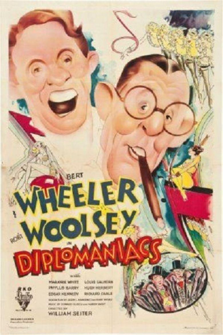 Diplomaniacs movie poster